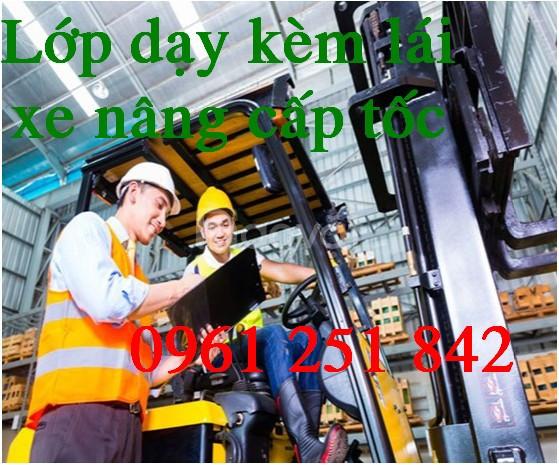 Học lái xe nâng cấp chứng chỉ khi kết thúc tại Long Thành Đồng Nai