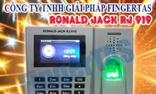 Máy chấm công vân tay thẻ cảm ứng RJ 919 bảo hành free