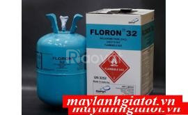 Thành Đạt cung cấp gas lạnh Floron R32, R22