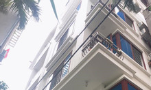 Bạch ốc 5 sao ngay phố Hoa Bằng, Cầu Giấy, DT 55m2x7