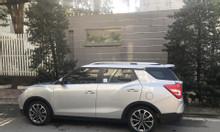 Ssanyong tivoli màu bạc model 2017 số tự động xe nhập Hàn