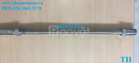 Ống mềm sprinkler pccc, mối nối mềm inox/khớp nối mềm nối bích