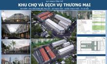 Bán đất nền dự án khu chợ và trung tâm thương mại xã thạch hòa