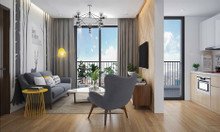 Bán gấp căn hộ chung cư cao cấp