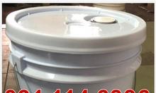 Vỏ thùng sơn trơn, vỏ thùng sơn 20 lít rỗng, thùng đựng sơn 16 lít