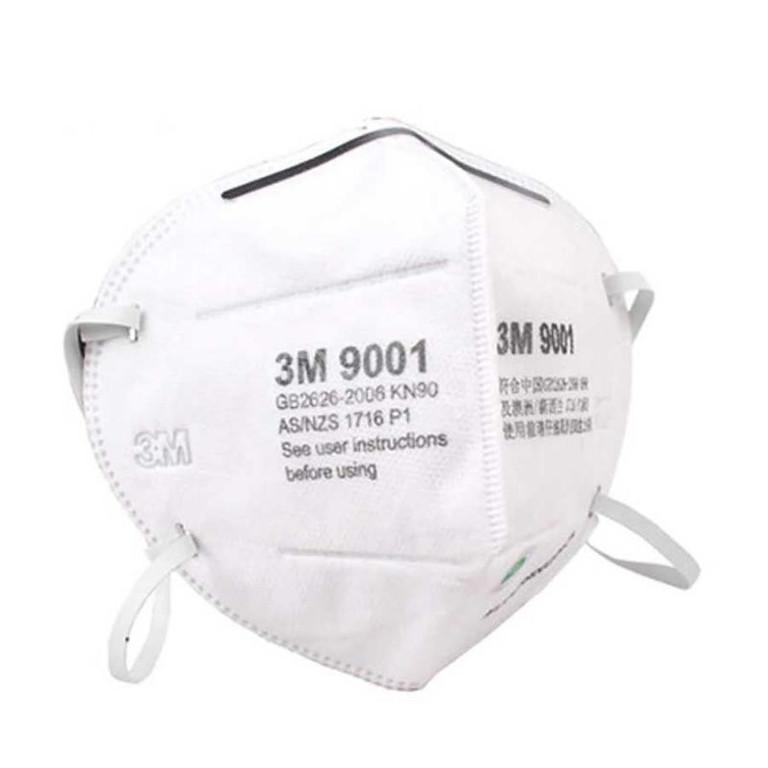 Báo giá sỉ khẩu trang 3M 9001 chính hãng giá rẻ TP.HCM