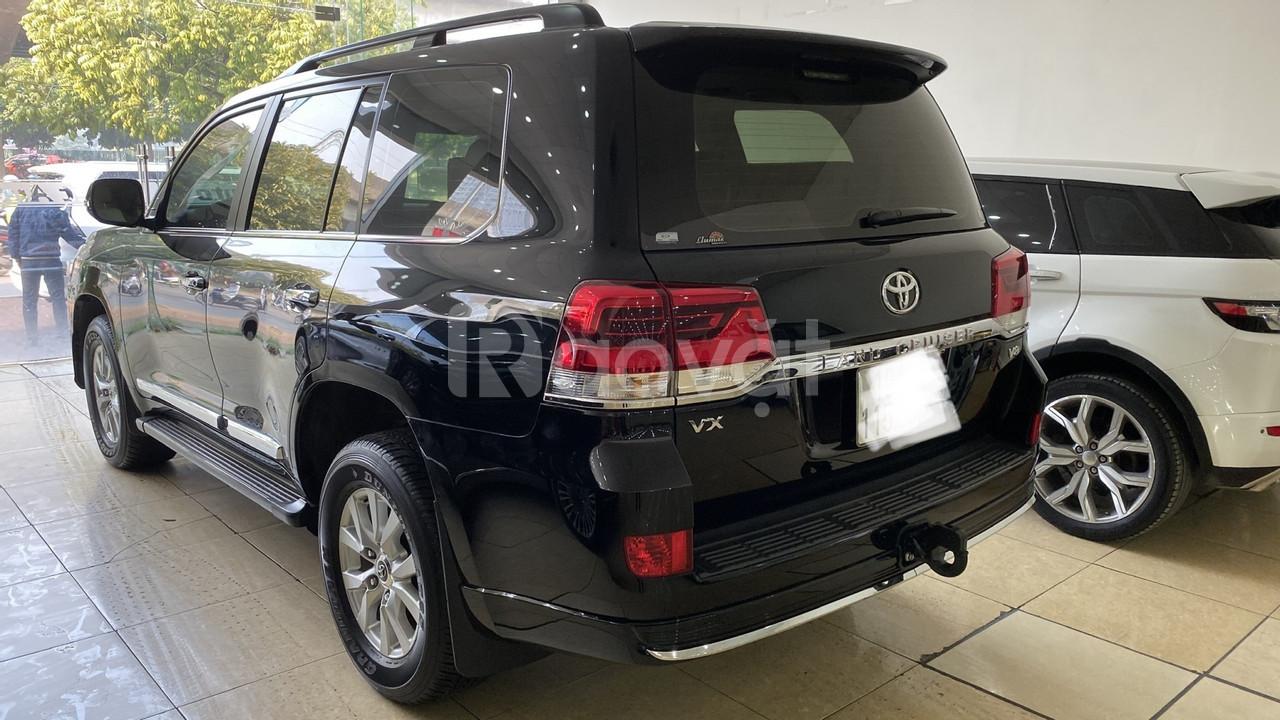 Bán Toyota Land Cruise 4.6, màu đen, sản xuất 2016, xe mới