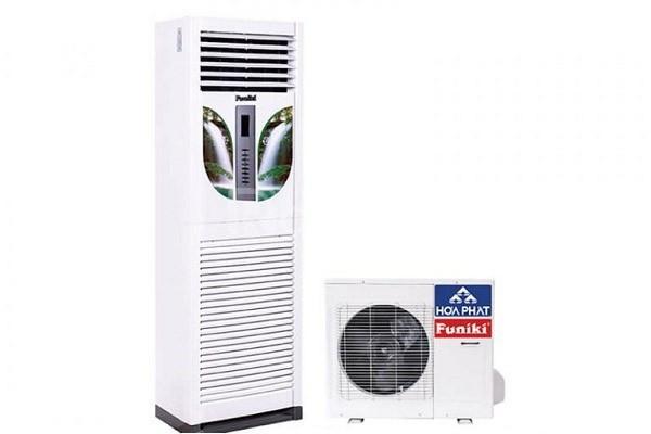 Phân phối máy lạnh tủ đứng Funiki 4.5Hp FC42 – Gas R410 giá rẻ