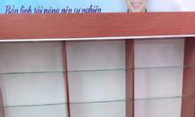 Tủ kính trưng bày 2m2 x 2m4 TKTB – 926