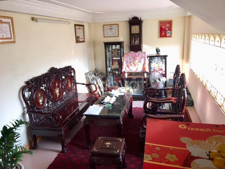 Bán nhà Vĩnh Hưng kinh doanh, ngõ ô tô tránh mặt tiền 10m giá 3.1 tỷ