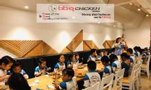 Tìm đối tác mở kênh đầu tư bbq chicken, lợi nhuận hấp dẫn