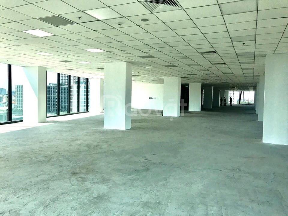 Mặt bằng văn phòng diện tích đa dạng từ 100 -2000m Phạm Văn Đồng