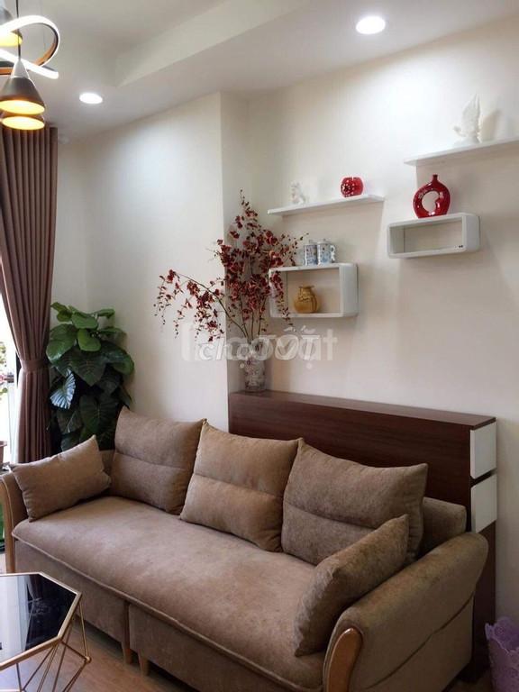 Cho thuê căn hộ 72m đường Hàm Nghi, 2PN, nội thất cơ bản