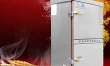 Tủ cơm tủ hấp 6 khay gas điện