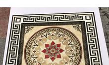 Gạch trang trí hoa văn kèm viền