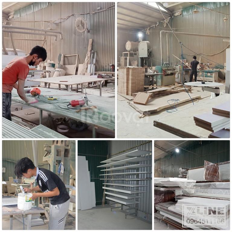 Làm đồ gỗ theo yêu cầu tại Hà Nội