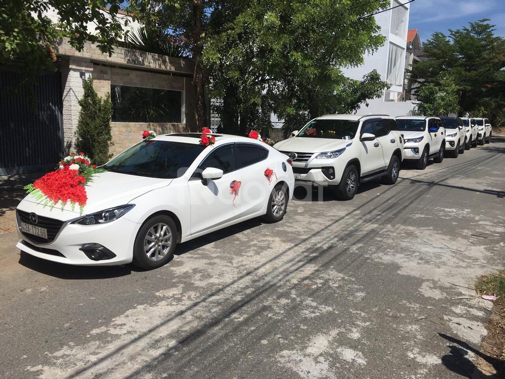 Dịch vụ thuê xe sang Đà Nẵng giá rẻ uy tín Đà Nẵng