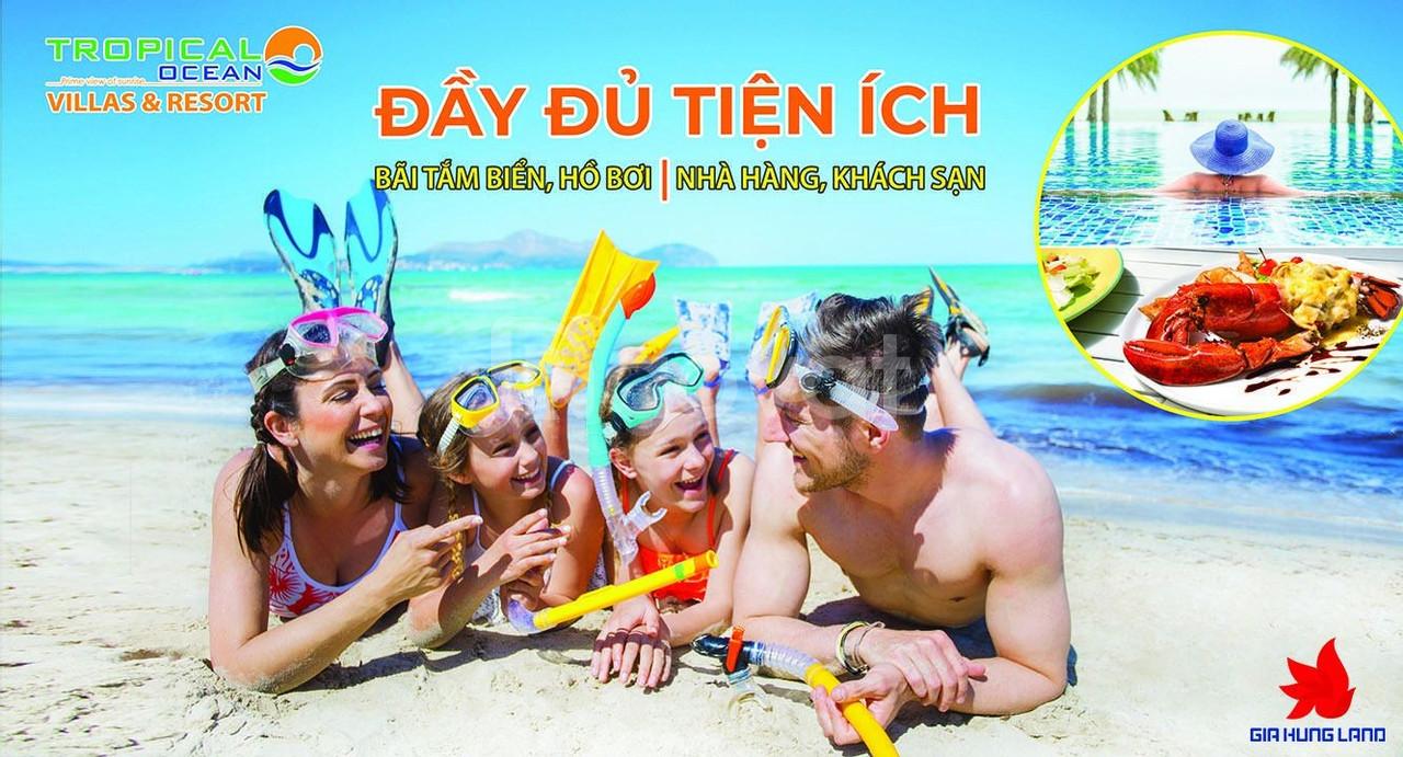 Đất nền biệt thự biển Tropical Ocean Resort (ảnh 7)