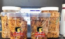 Khô gà lá chanh- chất lượng- giá tốt thị trường