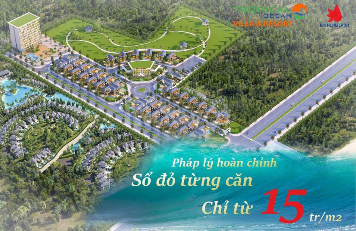 Đất nền biệt thự biển Tropical Ocean Resort (ảnh 6)