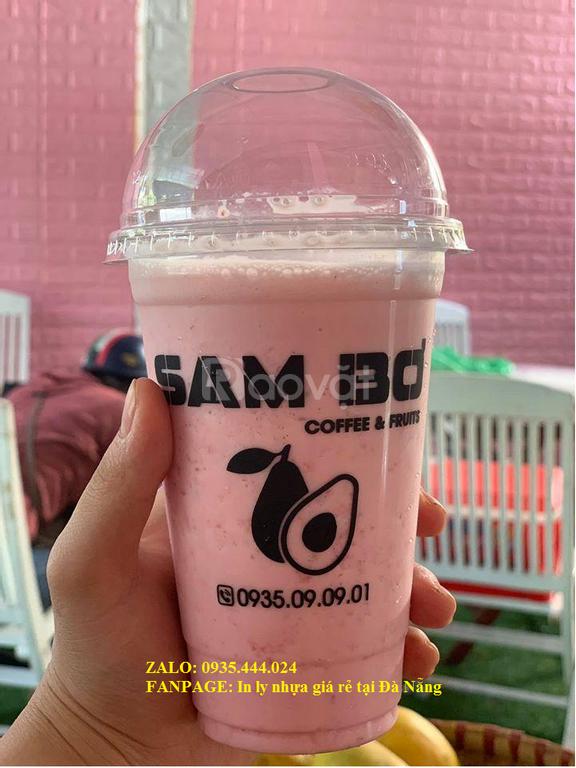 In ly nhựa Đà Nẵng chất lượng