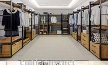 Giá kệ shop treo quần giá rẻ TP HCM