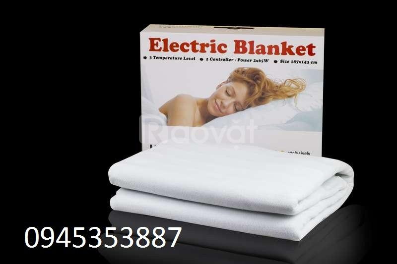 Đệm sưởi điện cho gường đôi của Đức hàng chính hãng