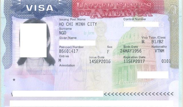 Dịch vụ làm visa Mỹ tại TP HCM uy tín