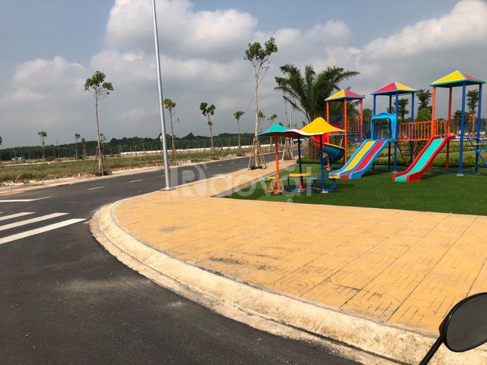 Bán gấp lô đất chính chủ, giá gốc 540tr, dự án Mega City bến cát Bình