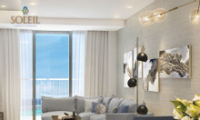 Căn hộ view biển Nimbus - Wyndham Soleil Danang