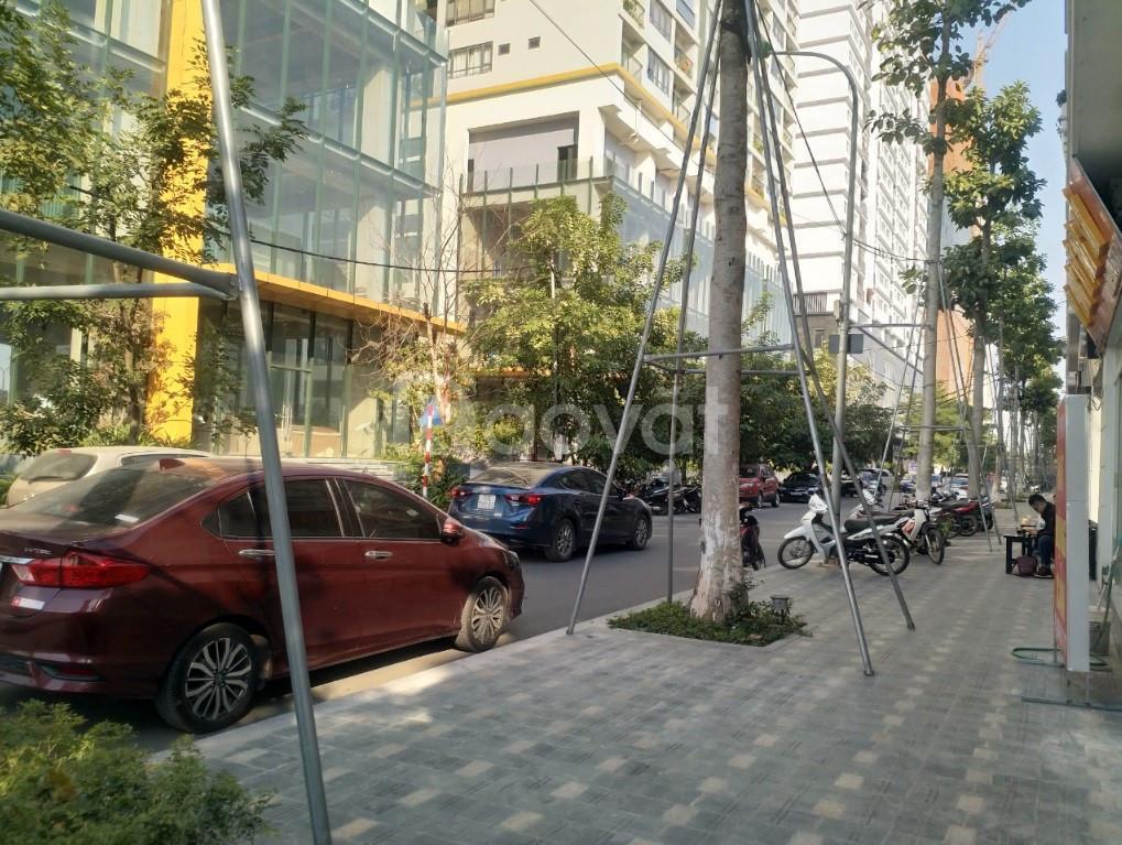 Cho thuê shophouse Embassy (PVI) Tây Hồ Tây, DT 120m2, 30tr/th