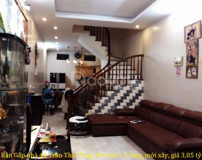 Bán nhà phường Nghĩa Đô, Cầu Giấy 40m2, 4 tầng, 4PN