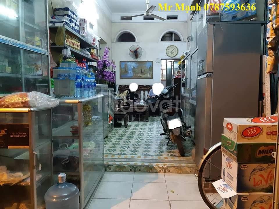 Nhà phố Vũ Tông Phan Ngã Tư Sở 44m2x3T, ngõ ô tô, kinh doanh tấp lập