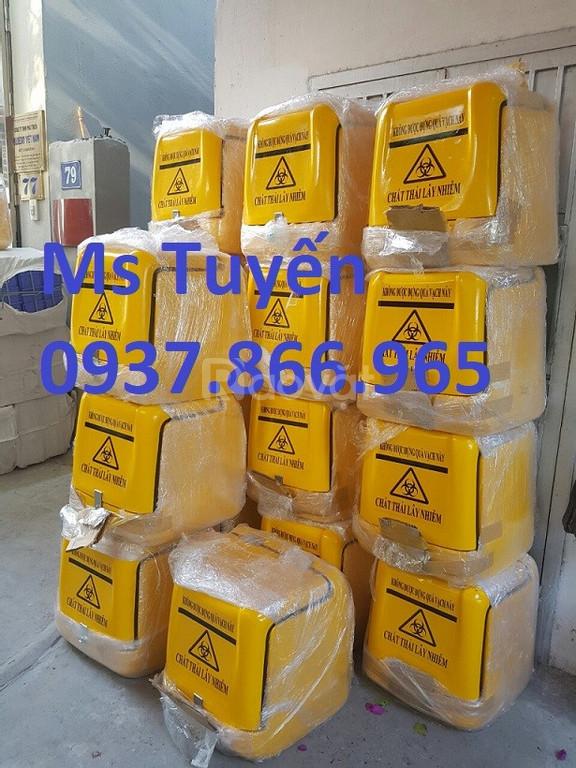 Thùng ship hàng, thùng chở hàng giá tốt liên hệ