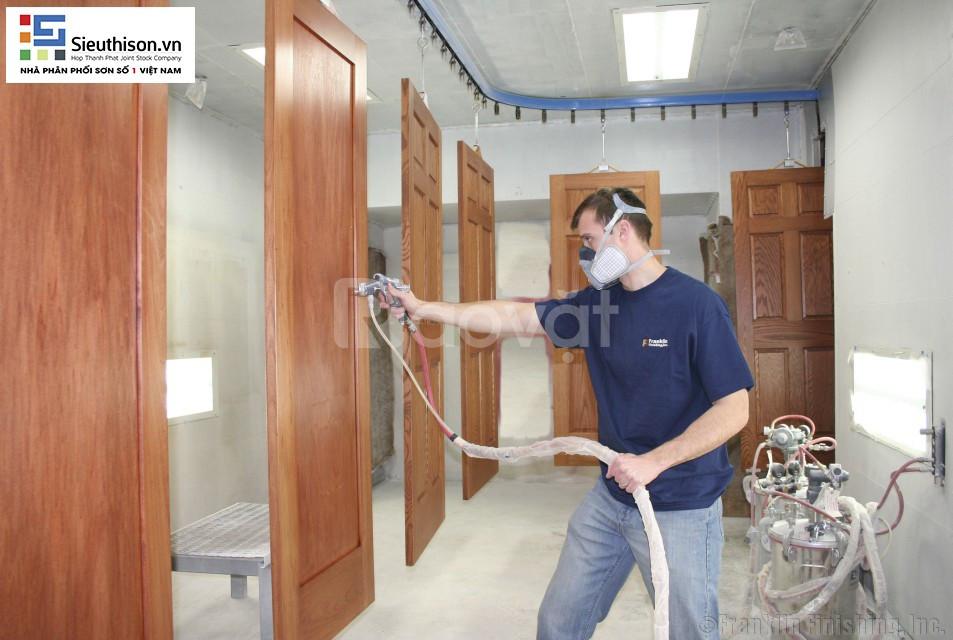 Tìm địa chỉ đại lý cung cấp sơn PU gỗ chất lượng cao chính hãng