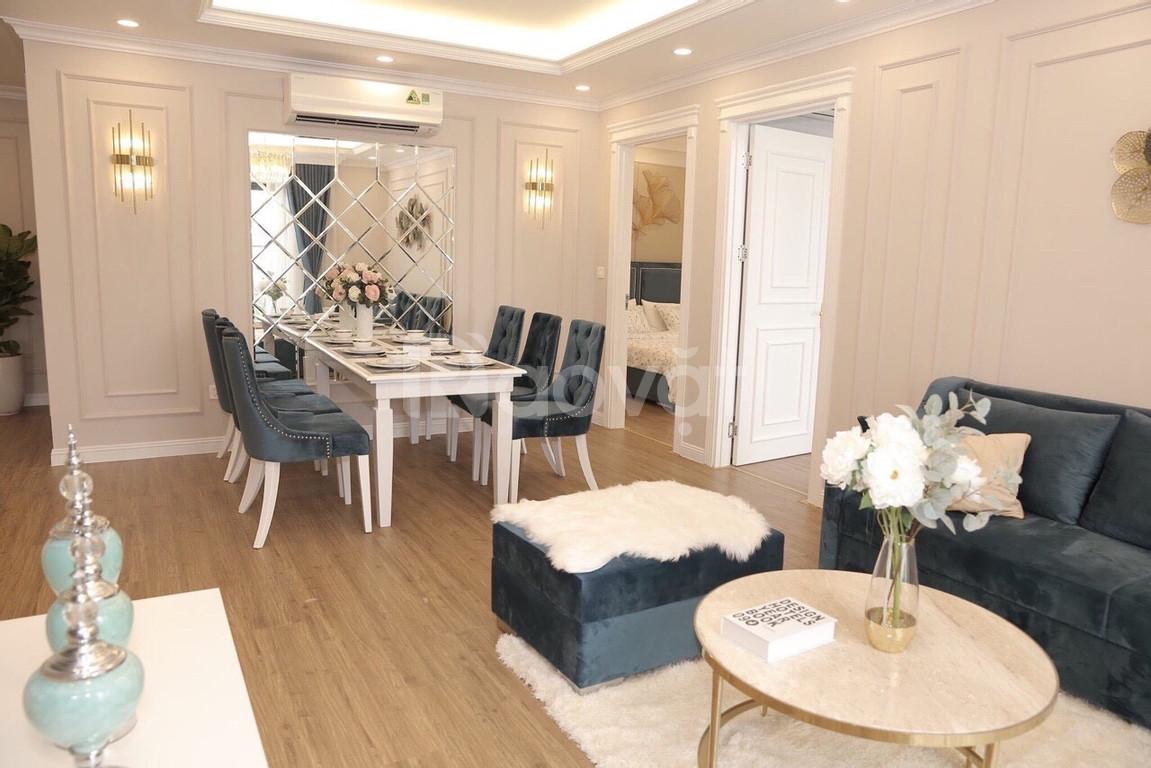 Căn hộ cao cấp 3PN chung cư Le Grand Jardin Sài Đồng
