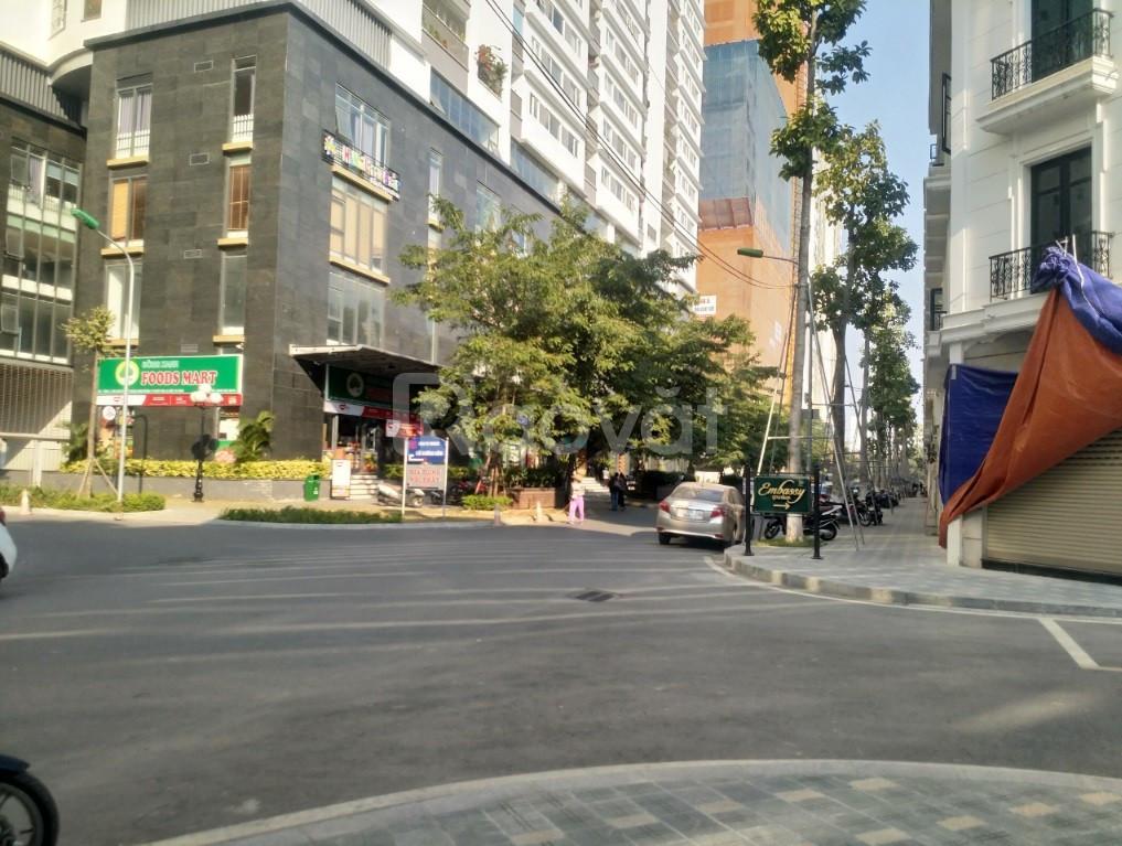 Cho thuê shophouse Embassy Garden Tây Hồ Tây căn thô và đã hoàn thiện