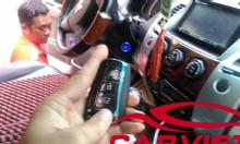 Pajero Sport tiện ích với bộ Start Stop Smartkey
