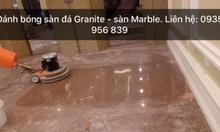 Công ty đánh bóng sàn đá marble - granite tại Đà Nẵng