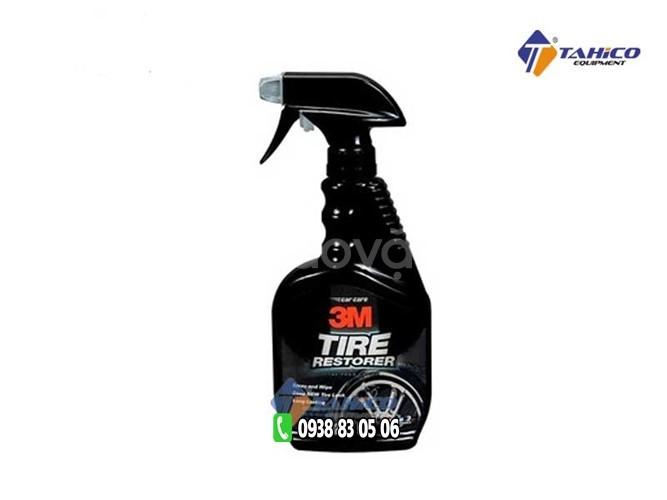 Dung dịch làm bóng và bảo vệ lốp xe 3M