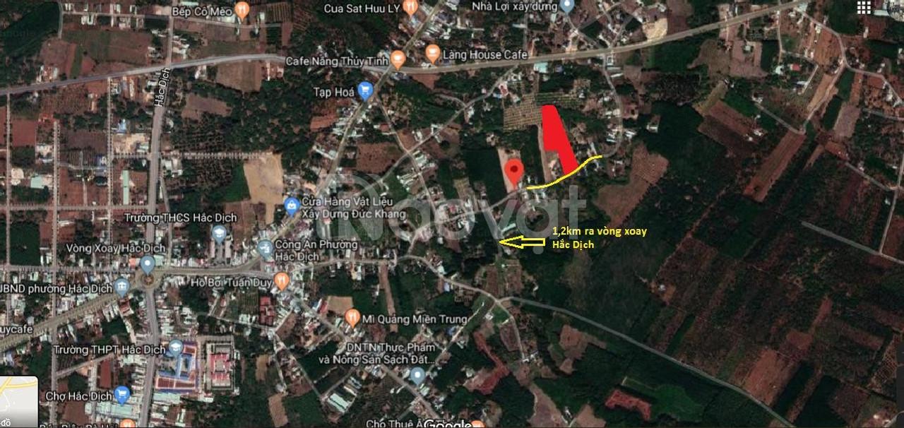 Đất mặt tiền Hắc Dịch 3 thửa diện tích 7828m2