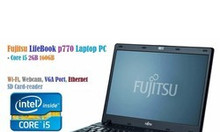 Fujicsu P770 i5 560 Ram 2G HDD 160G 12.1 in Pin 3HLaptop - Laptop rẻ -