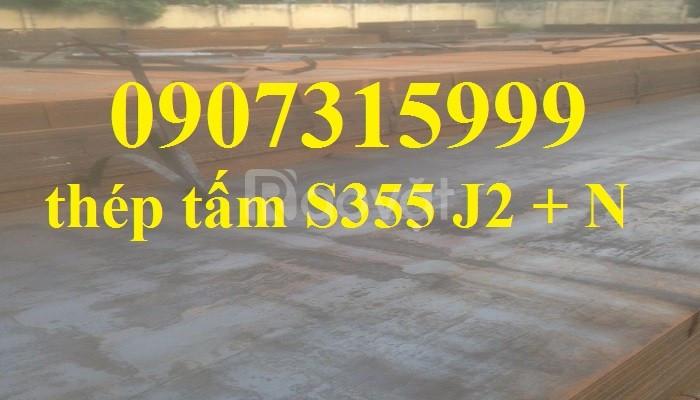 Thép tấm s355J2, s335jr, s275jr HànQuốc