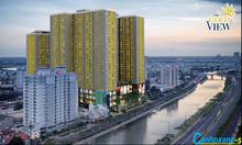 Cho thuê căn hộ 2 phòng ngủ chung cư The Gold View giá: 15 triệu/tháng