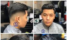 Cắt tóc nam đẹp Hà Nội - Than Barber Shop