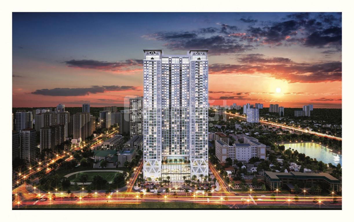 The ZEI bán căn tầng siêu đẹp