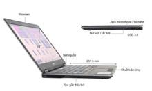 Laptop Dell Latitude E5520 Core i5 2520 Ram 4G SSD 250G