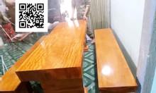 Bàn K3 gỗ lát chun siêu vân siêu bền