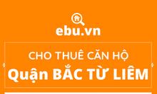 Cho thuê căn hộ 3PN An Bình City - Bắc Từ Liêm đầy đủ đồ