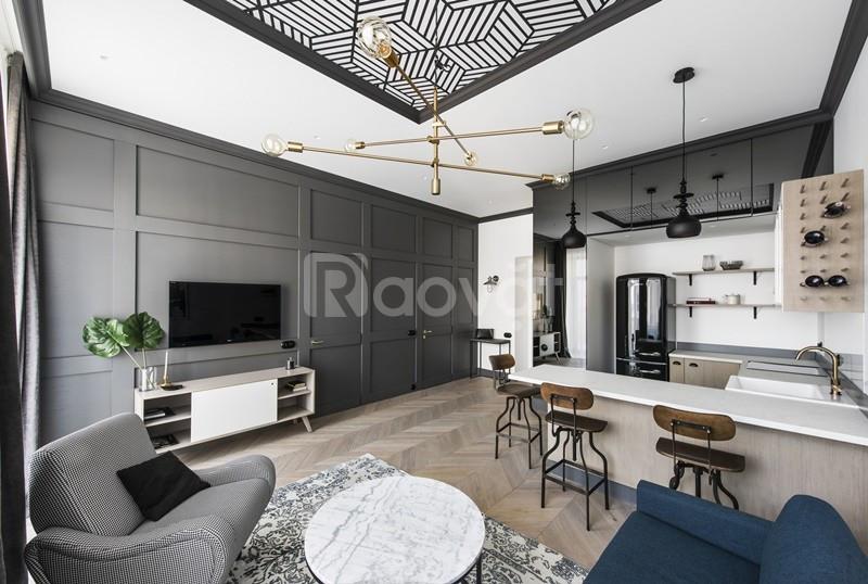 Quy trình thiết kế căn hộ cho cả khách hàng và thiết kế viên